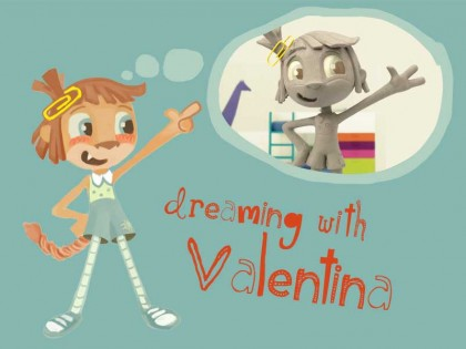 Dreaming with Valentina